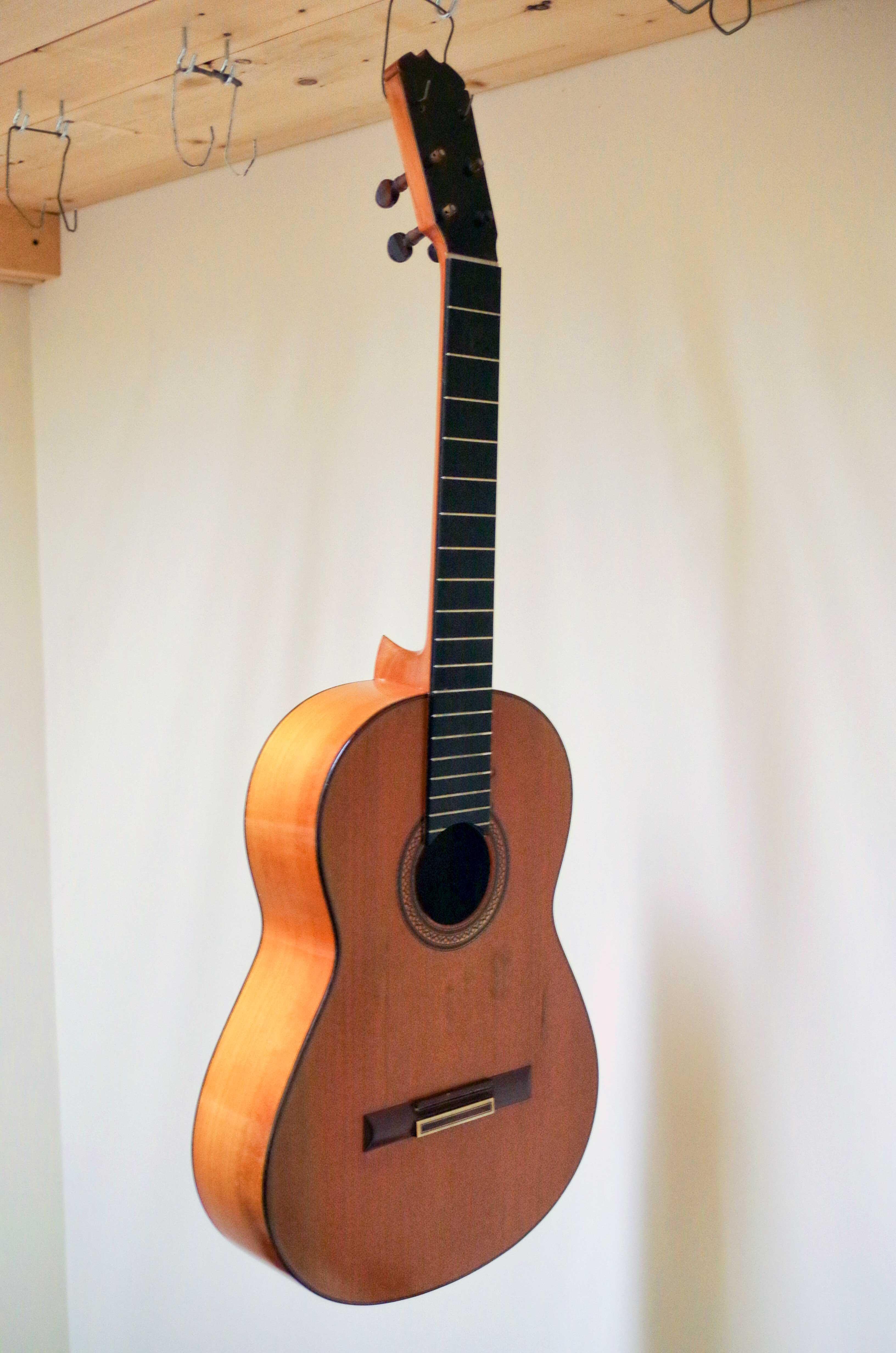 Aaron Green Groton Guitar Maker Groton Herald